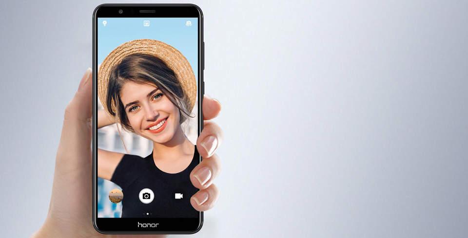 گوشی موبایل آنر مدل 7X