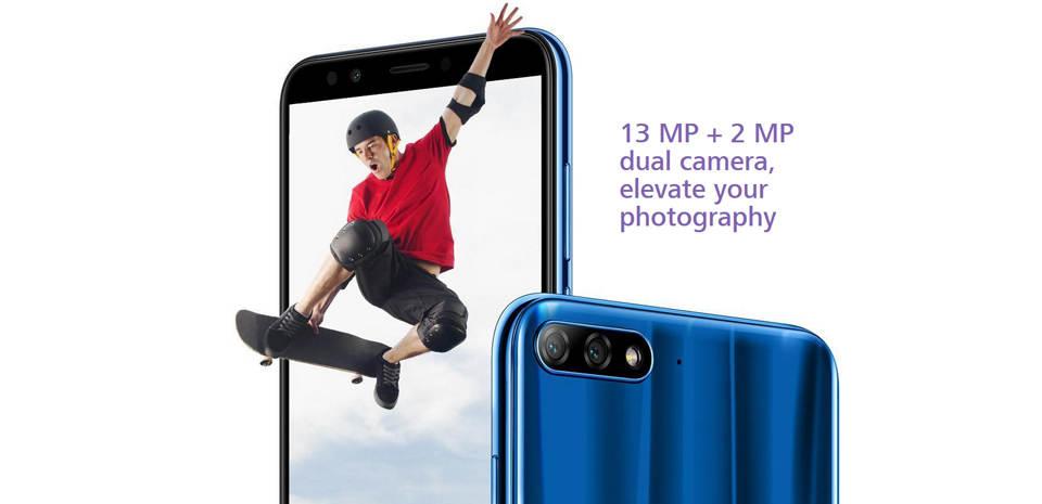 گوشی موبایل هوآوی مدل Y7 Prime 2018