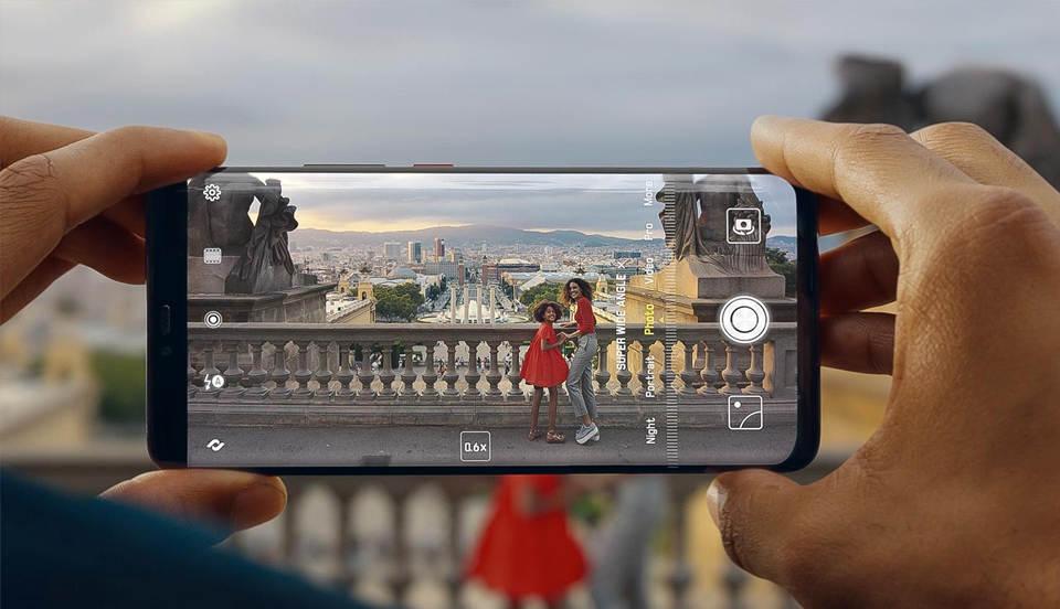 گوشی موبایل هوآوی مدل Mate 20 Pro دو سیم کارت