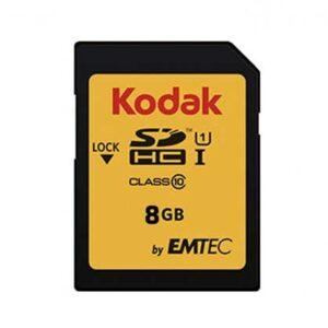 کارت حافظه SDHC کداک ظرفیت ۸ گیگابایت