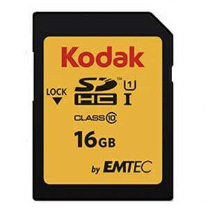 کارت حافظه SDHC امتک کداک ظرفیت 16 گیگابایت