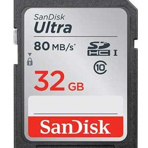 کارت حافظه SDHC سن دیسک مدل Ultra