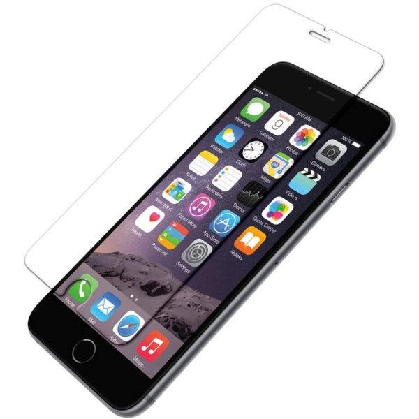 گلس ساده محافظ صفحه نمایش مناسب برای آیفون 6پلاس / 6sپلاس