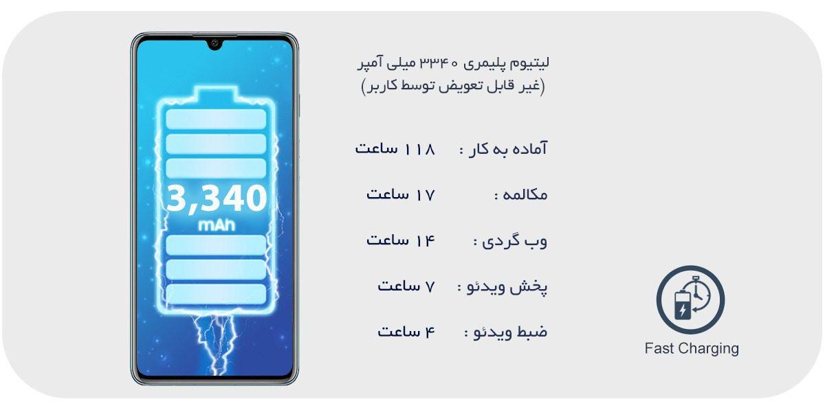 گوشی موبایل هوآوی مدل P30 Lite