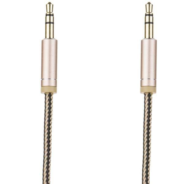 کابل انتقال صدا 3.5 میلی متری کینگ استار مدل KS01 طول 1 متر