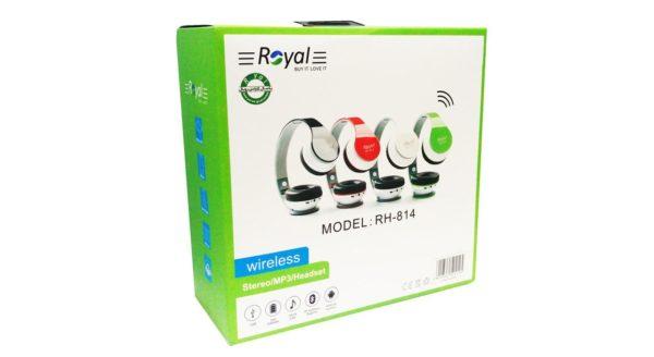 هدفون بی سیم رویال مدل RH-814