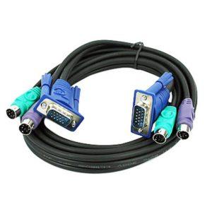 کابل KVM PS2- PNET 1.5m