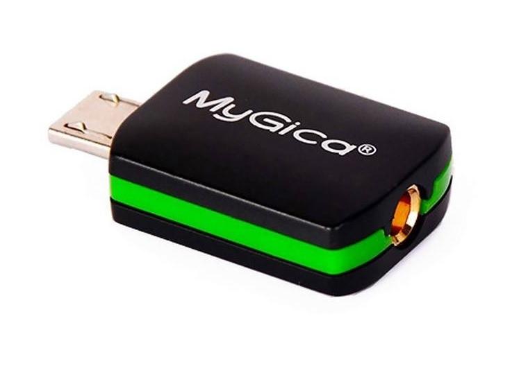 گیرنده دیجیتال تلویزیون Micro USB MyGica PadTV HD مدل PT-115