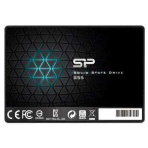 اس اس دی اینترنال سیلیکون پاور مدل Slim S55 ظرفیت ۱۲۰ گیگابایت