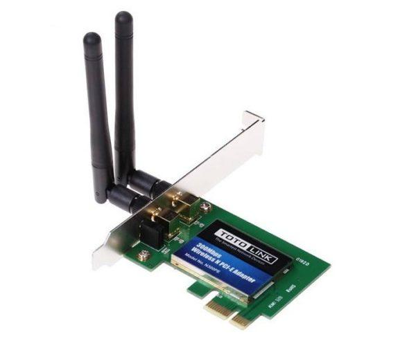 کارت شبکه بی سیم TOTOLINK N300PE