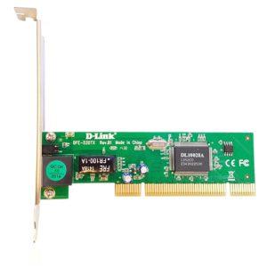 کارت شبکه ۱۰/۱۰۰Mbps دی-لینک مدل DFE-520TX