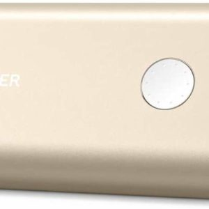 A1311 PowerCore+ 10050mAh Quick Charge 3.0 Power Bank- Gold-پاور بانک انکر میلی آمپر۱۰۰۵۰A1311 مدل
