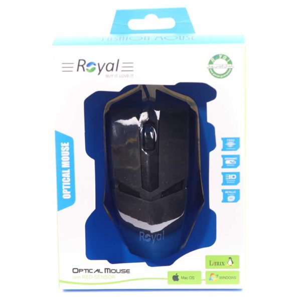 Royal M129 Gaming Mouse