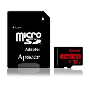 Apacer MicroSd 64G Memory