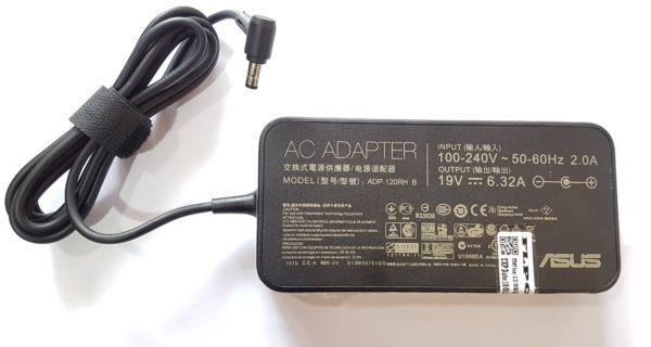 آداپتور لپ تاپ ایسوس ۱۹ ولت 6.32 آمپر اسلیم مدل ADP-120 RH B