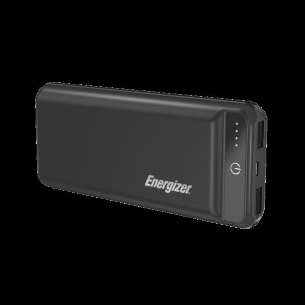 شارژر همراه انرجایزر مدل UE20032 ظرفیت 20000 میلی آمپر ساعت