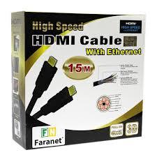 کابل Faranet HDMI 3D 4K 15m