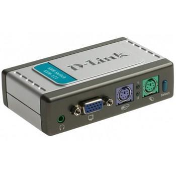 سوییچ KVM PS2 دی-لینک مدل KVM-121