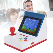 کنسول بازی قابل حمل (retro arcade (small