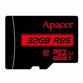 کارت حافظه microSDHC اپیسر کلاس ۱۰ استاندارد UHS-I U1 سرعت ۸۵MB ظرفیت ۳۲ گیگابایت