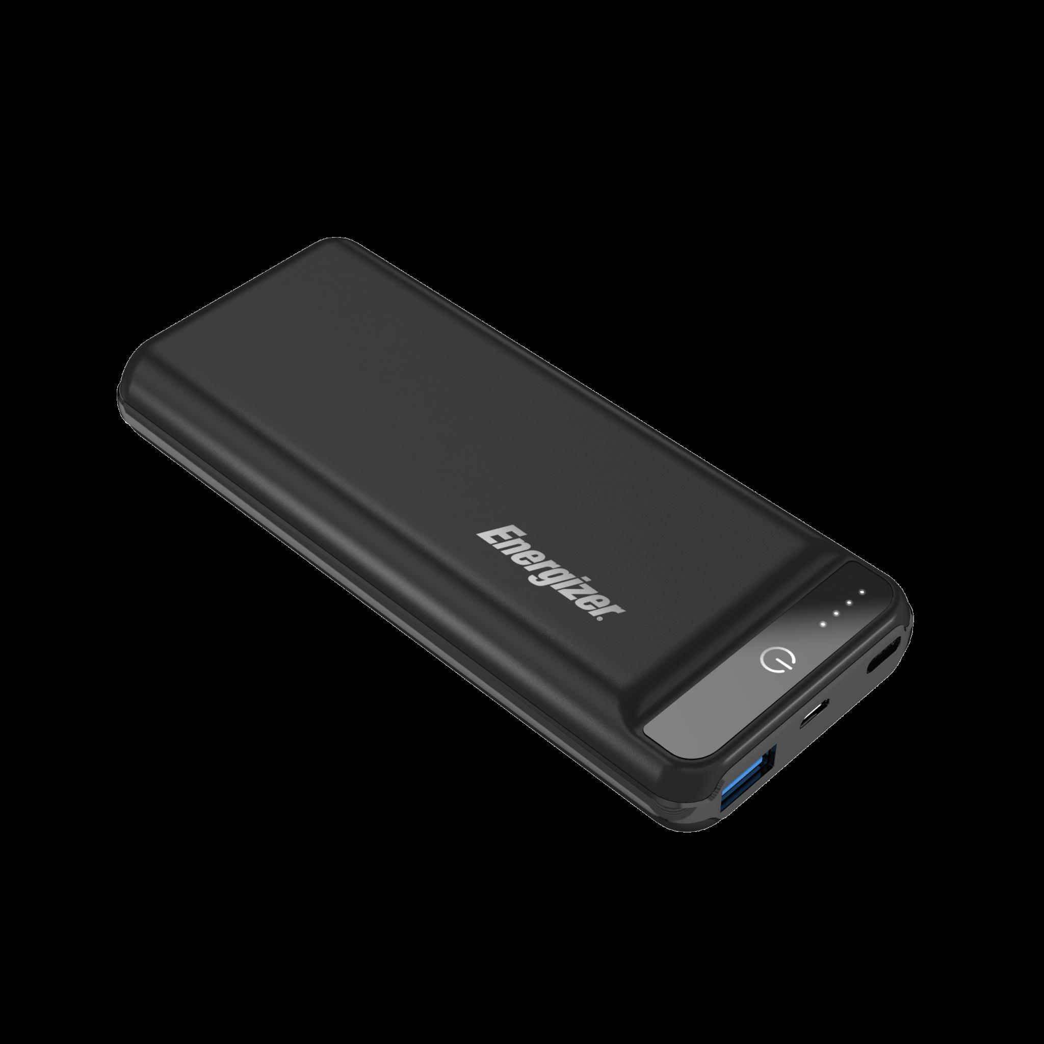 شارژر همراه انرجایزر مدل UE15032PQ  ظرفیت ۱۵۰۰۰ میلیآمپرساعت