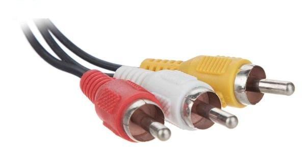 کابل صدا و تصویر ۳ به ۳ RCA پرومکس ۱٫۵m