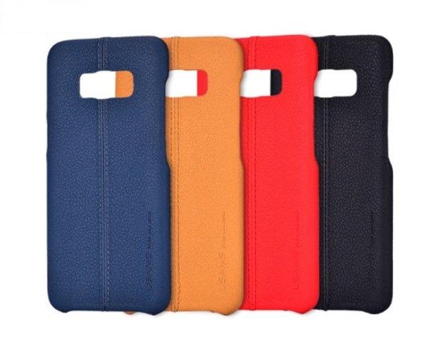 قاب چرمی Usams PU Leather Case Samsung Galaxy S8 Plus