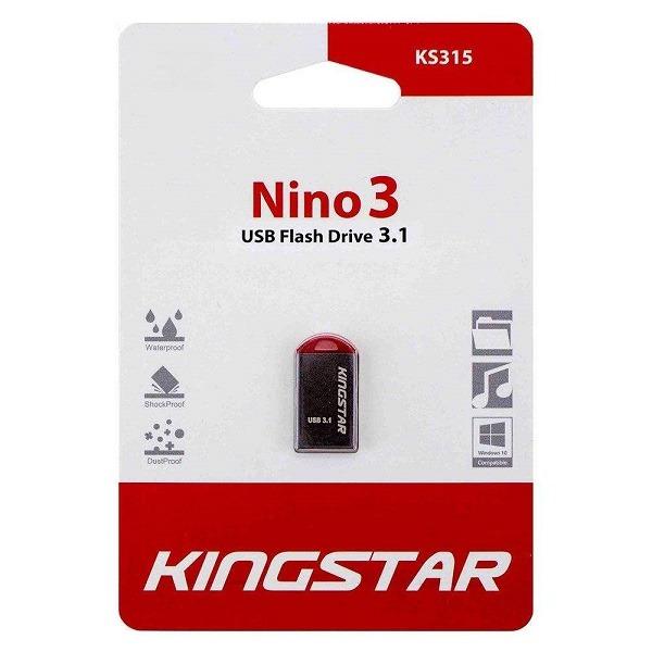 فلش مموری کینگ استار مدل KS315 Nino3 ظرفیت 16 گیگابایت