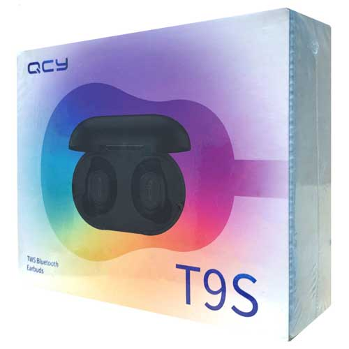 هندزفری بلوتوث کیو سی وای QCY T9S TWS Smart Earphone