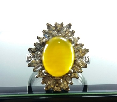 انگشتر نقره شرف الشمس
