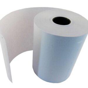 کاغذ پرینتر حرارتی با قابلیت چاپ آبی 8 سانتی