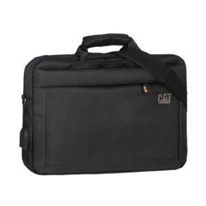 کیف لپ تاپ سه کاره کوله شونده CAT مدل BL409 با ضربه گیر لپ تاپ 15.6 اینچی