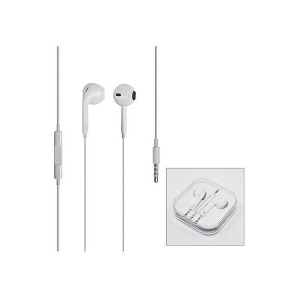 هندزفری اورجینال اپل EarPods مدل MD827ZM/B