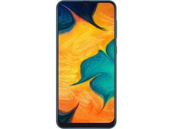 گوشی موبايل سامسونگ مدل Galaxy A30 دو سیم کارت - ظرفیت 64 گیگابایت