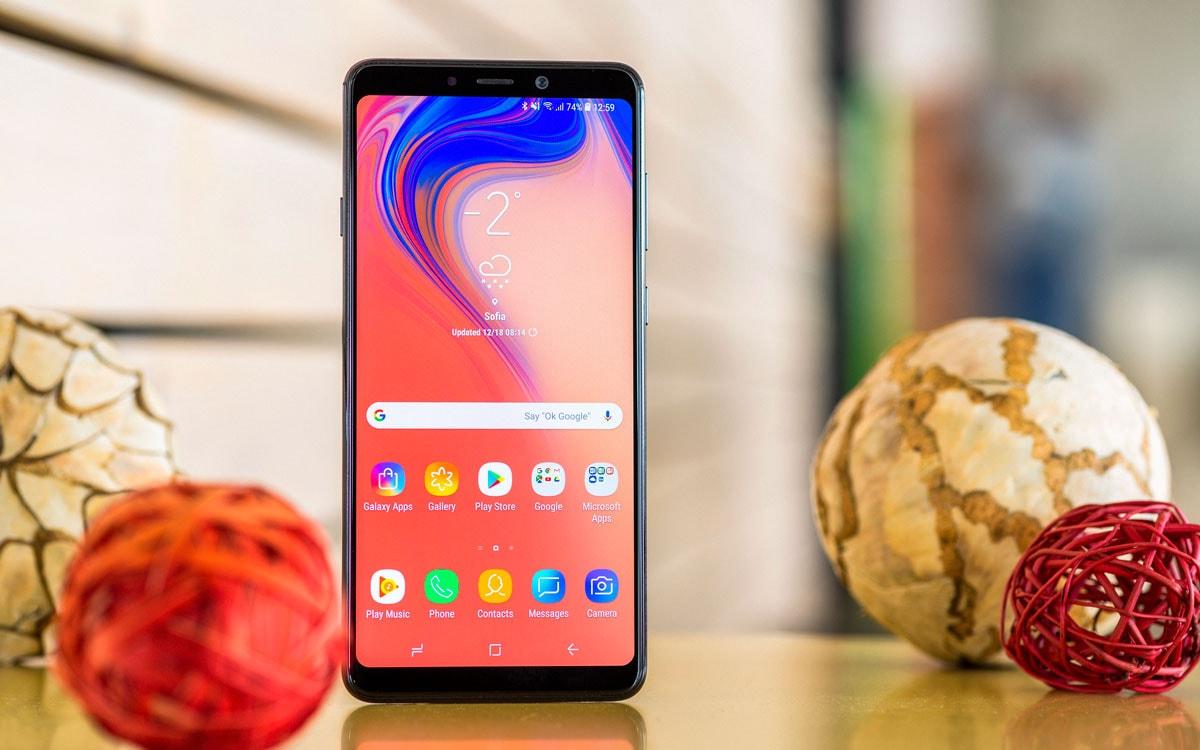 گوشی موبایل سامسونگ مدل Galaxy A9 2018